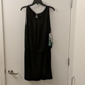 Scarlett Black Cocktail Dress (Size 16)